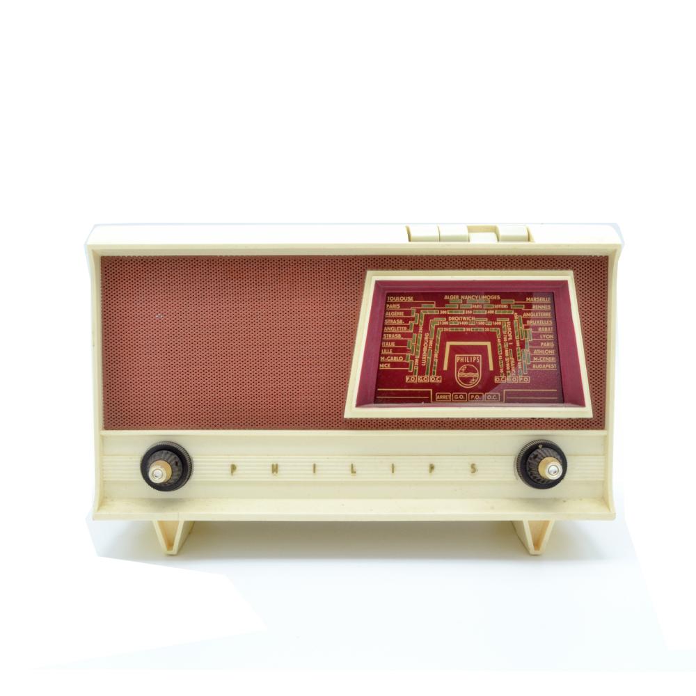 Philips B2F radio vintage enceinte bluetooth LES DOYENS