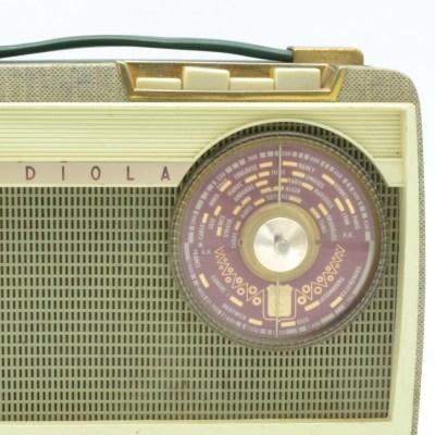 Radiola RA 389 Poste radio vintage enceinte bluetooth