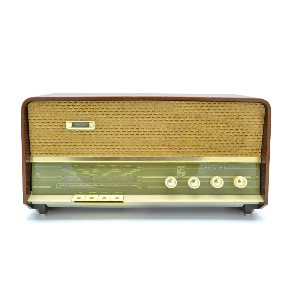 Philips B3X poste tsf radio vintage bluetooth