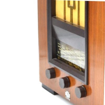 Ducretet-thomson poste tsf radio vintage bluetooth