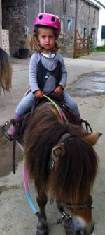 cours baby poney