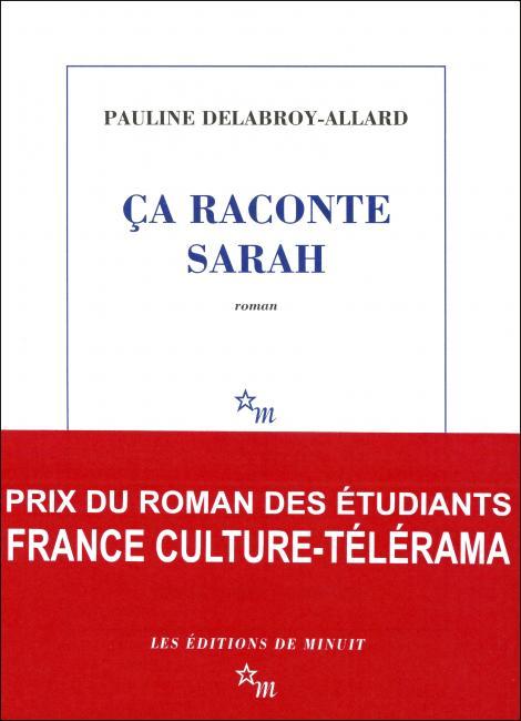 """Résultat de recherche d'images pour """"pauline delabroy allard ça raconte sarah minuit prix france inter"""""""