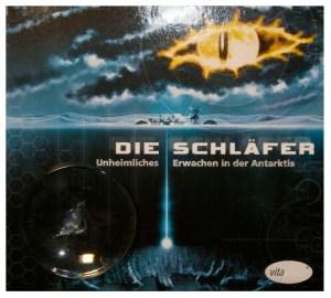 Die Schläfer - Unheimliches Erwachen, Cover mit freundlicher Genehmigung von Vitaphon
