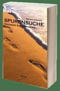 Spurensuche von Barbara Schwarzl - Cover mit freundlicher Genehmigung vom A. Fritz Verlag