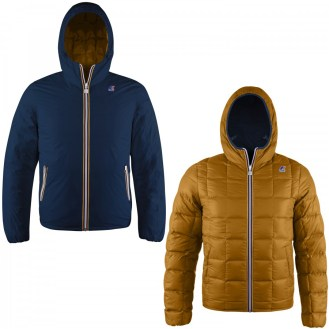 K-way - Jacques thermo plus double marine - camel