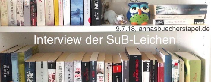 Interview der SuB Leichen