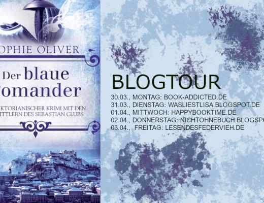 Blogtour Der blaue Pomander