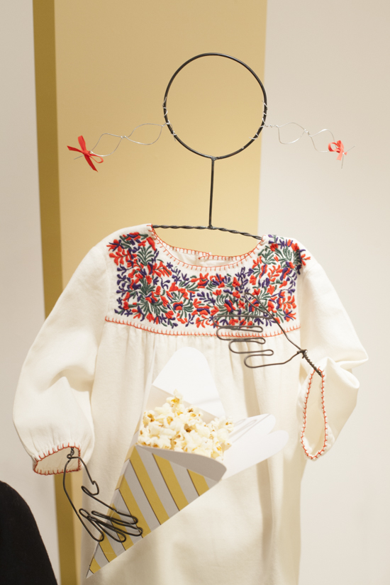 Bonpoint Floral Embroidery Top
