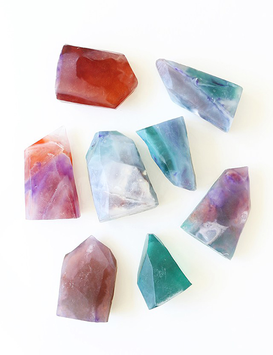 Crystal Soaps
