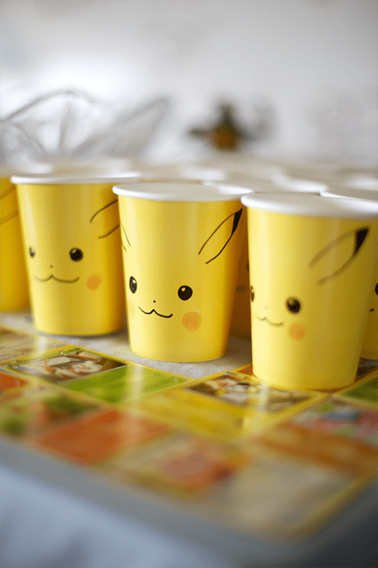 pikachu-party-cups