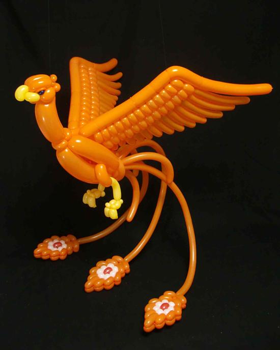 Masayoshi Matsumoto Balloon Phoenix