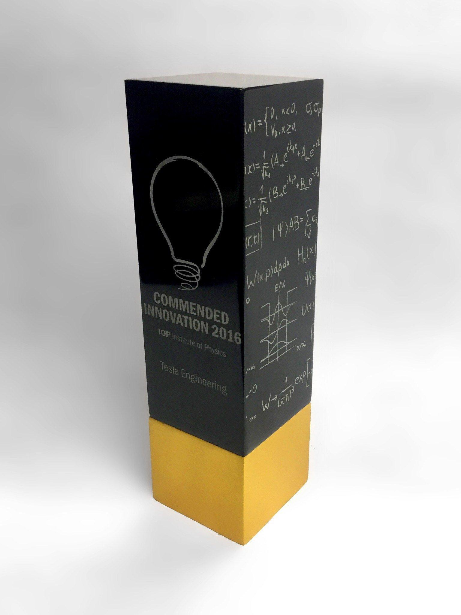 Physics award