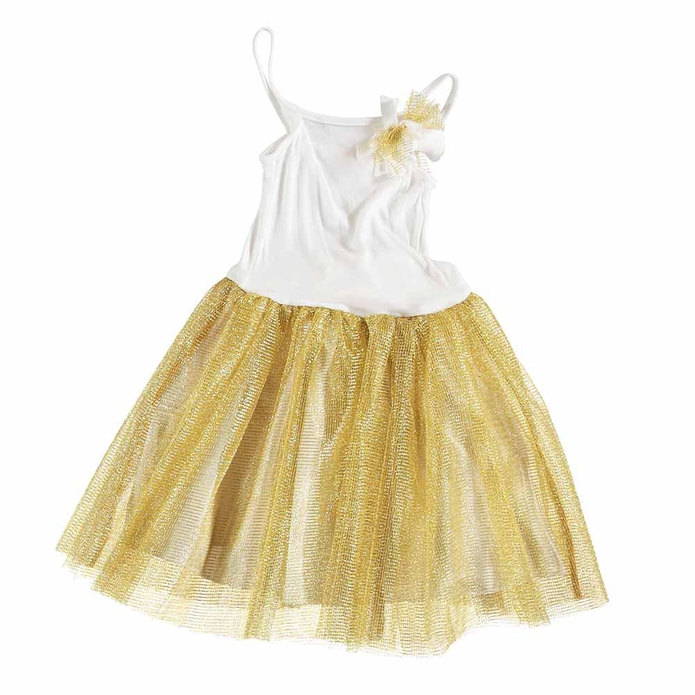 Robe de Princesse  BlancOr Ratatam pour chambre enfant