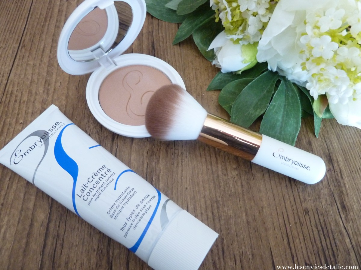 Coffret Secret de beauté Embryolisse