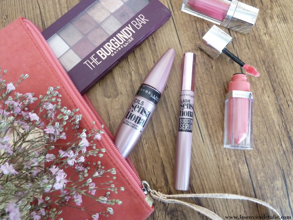 Duo cils sensational Maybelline