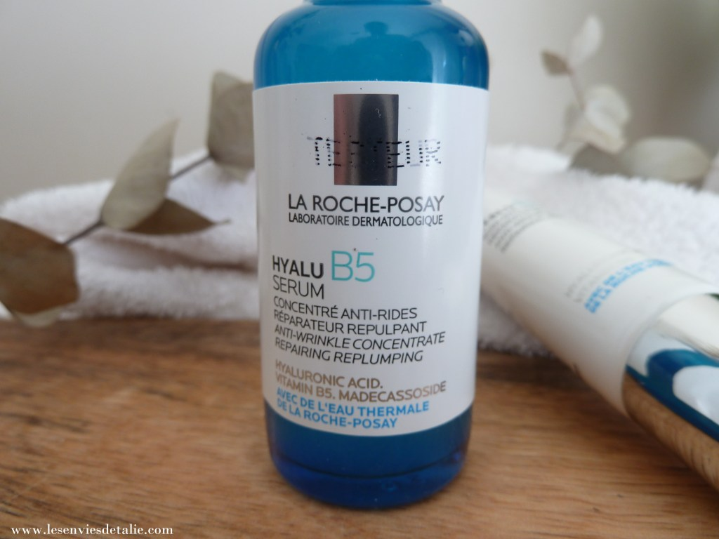 Packaging du sérum hyalu B5 La Roche-Posay