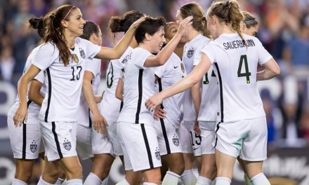 "#SHEBELIEVESCUP. USA – France. Les USA ""craignent"" la France. La France ""craint"" les USA."