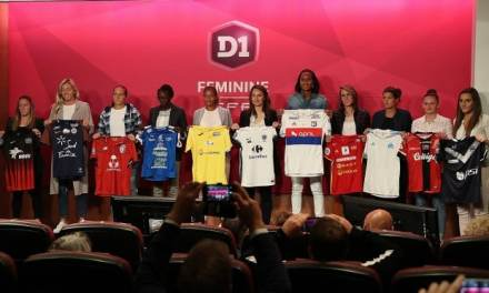 WELCOME IN FRANCE ! Everything about the first division of the French women's football championship !