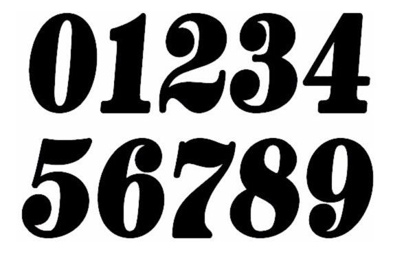Numeri sfortunati nel mondo