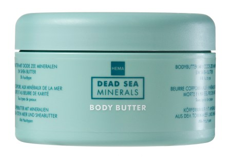 beurre corporel mer morte hema