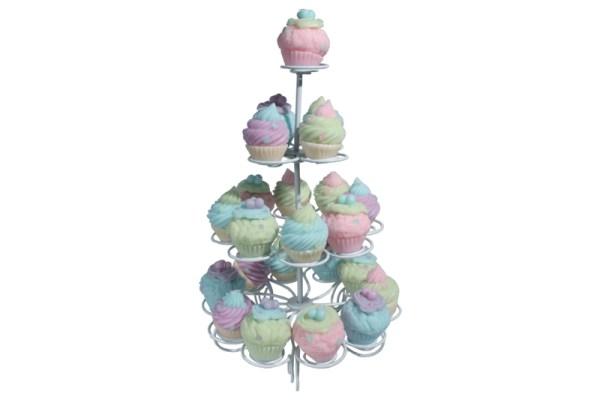 Presentoir Cupcakes ©Atelier Catherine Masson