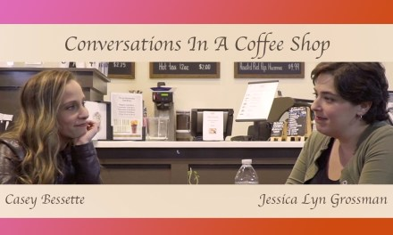 Conversations in a coffee shop