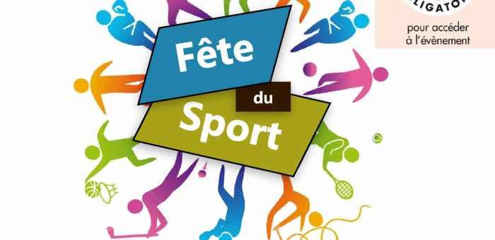 Fête du sport le 11 Septembre 2021