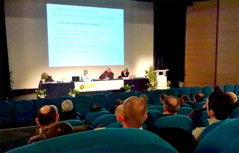 Le centre de séminaires les Foréziales accompagnent le PLIE du Forez pour l'organisation de sa journée thématique Emploi.