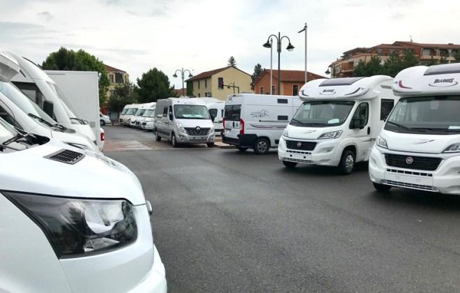 4ème fête des camping-cars à Montrond-les-Bains organisée par l'agence CLOEE 42