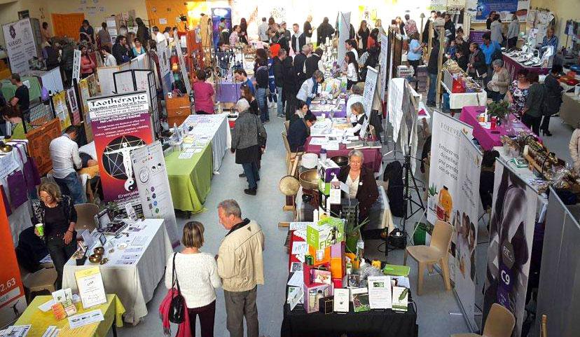 Salon des Métiers du Bien Etre aux Foréziales centre de congrès