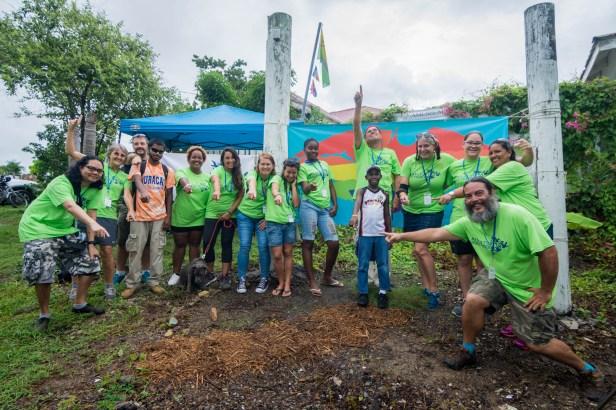 L'équipe du Festival des Oiseaux Migrateurs est entièrement bénévole.