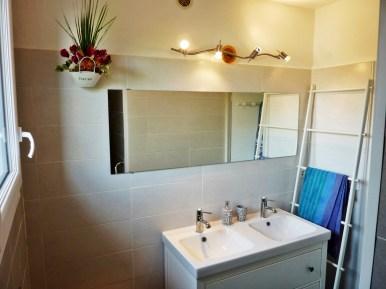 African bath room