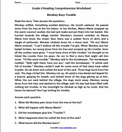 4th English Worksheets   Printable Worksheets and Activities for Teachers [ 2210 x 1710 Pixel ]