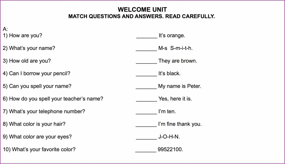 medium resolution of English Worksheet 6th   Printable Worksheets and Activities for Teachers