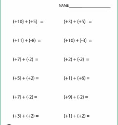 8th Grade Algebra Readiness Worksheet   Printable Worksheets and Activities  for Teachers [ 1660 x 1285 Pixel ]
