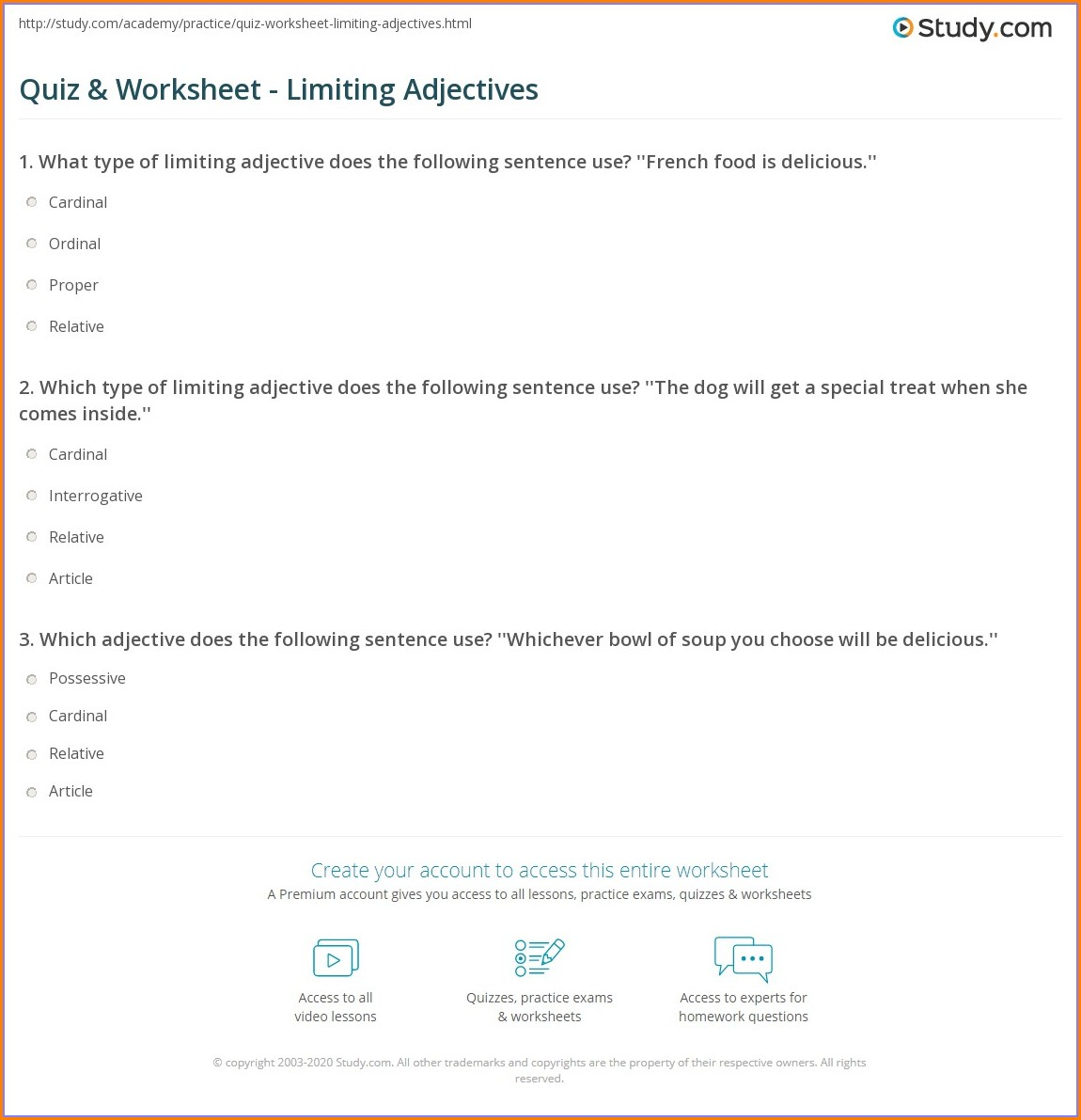 hight resolution of Descriptive Adjectives Worksheet   Printable Worksheets and Activities for  Teachers