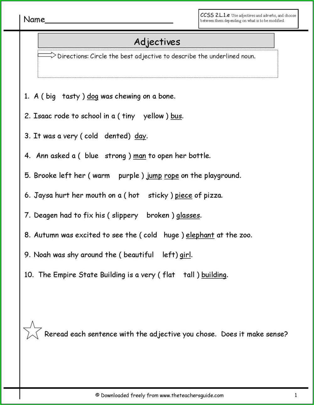 medium resolution of Worksheet On Subject Verb Agreement   Printable Worksheets and Activities  for Teachers