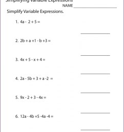 Math Word Problems For 8th Grade Worksheets   Printable Worksheets and  Activities for Teachers [ 2494 x 1930 Pixel ]