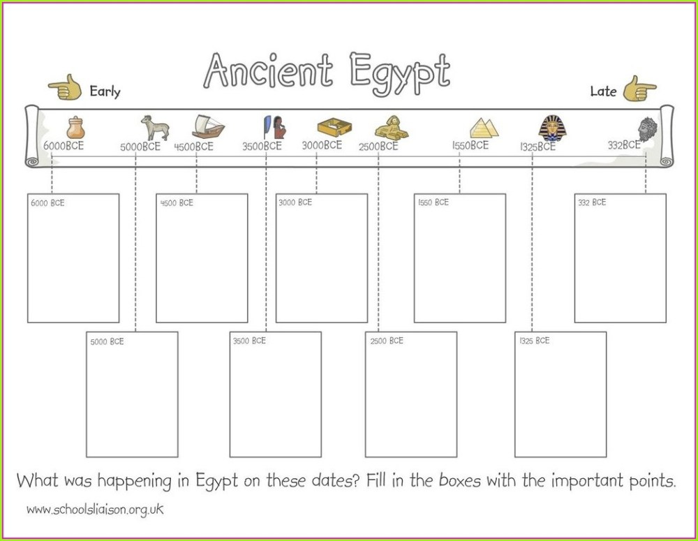 medium resolution of My Timeline Worksheets   Printable Worksheets and Activities for Teachers