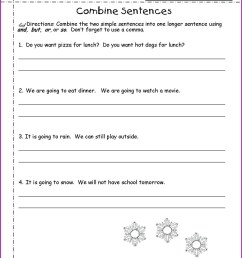 2nd Grade Paragraph Writing Worksheets   Printable Worksheets and Activities  for Teachers [ 1660 x 1285 Pixel ]