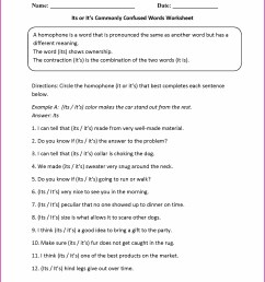 Commonly Misspelled Words Worksheet Pdf   Printable Worksheets and  Activities for Teachers [ 2210 x 1710 Pixel ]
