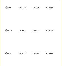 Math Remainders Worksheet   Printable Worksheets and Activities for  Teachers [ 2570 x 1988 Pixel ]