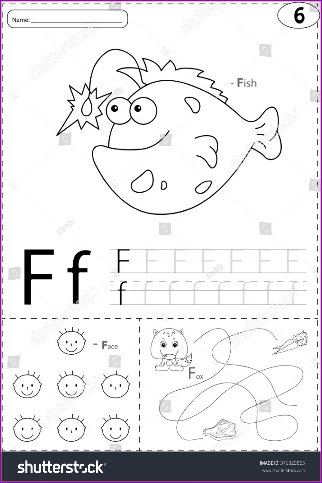 Cursive Writing Worksheets For Nursery