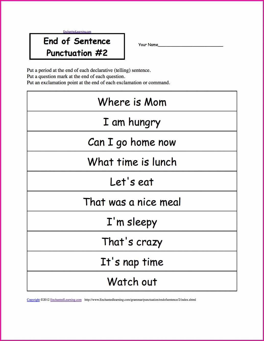 hight resolution of 8th Grade English Worksheet Editing   Printable Worksheets and Activities  for Teachers