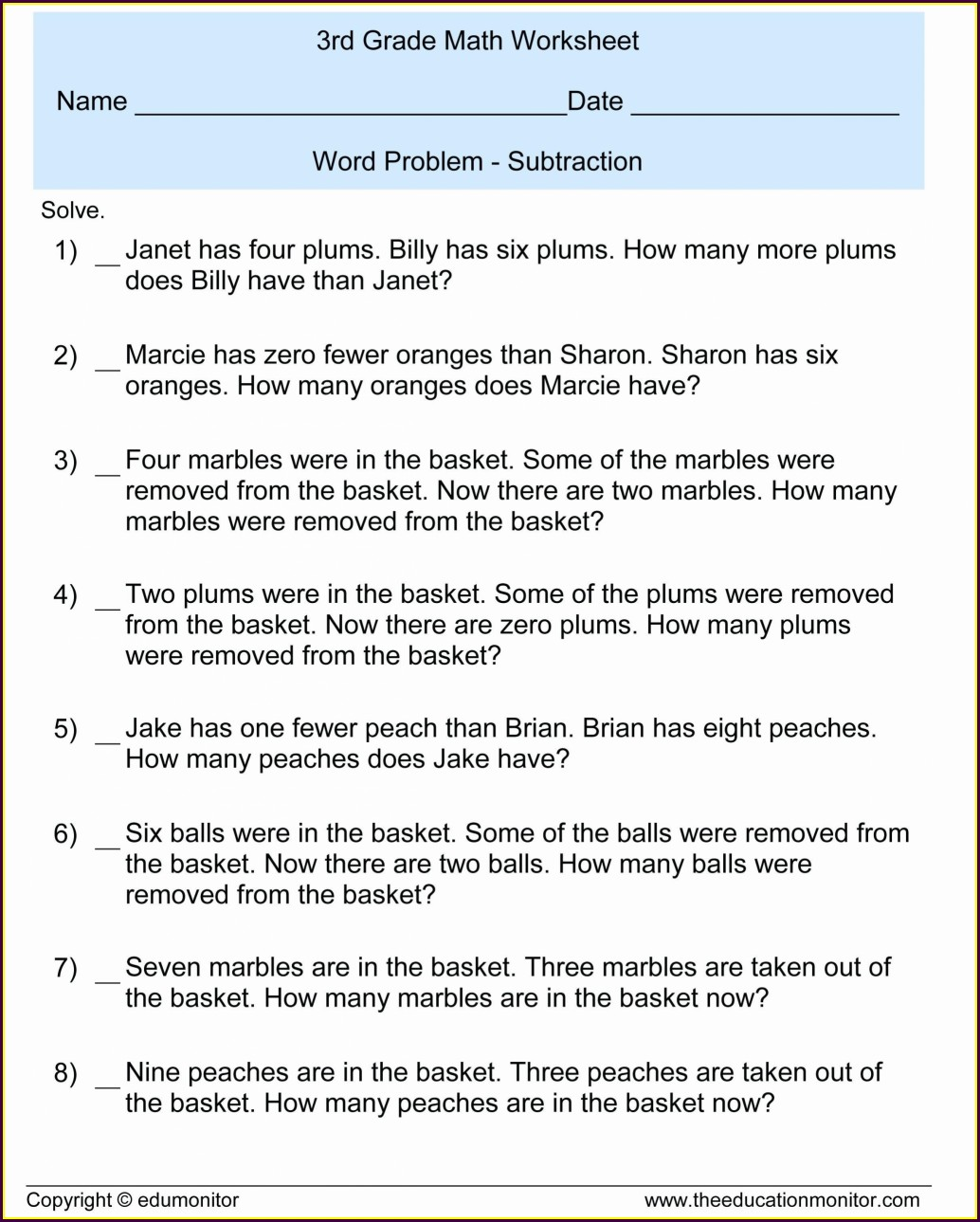 hight resolution of Decimal Operations Word Problems Worksheet   Printable Worksheets and  Activities for Teachers