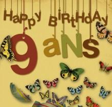 Joyeux anniversaire les Hameçons Cibles