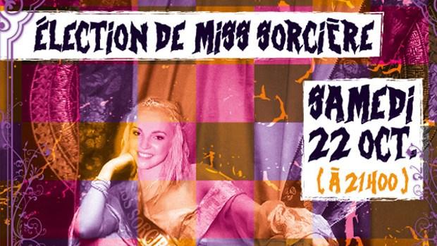 Affiche Miss Sorcière / Shazam / Les Hameçons Cibles