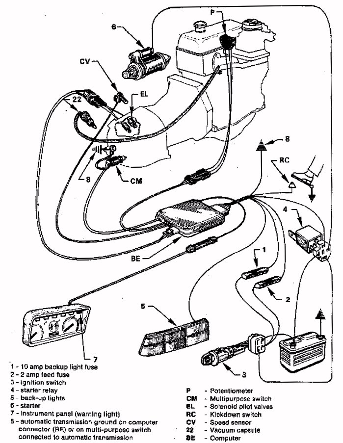 Atwood Model 8535 Furnace Wiring Diagram