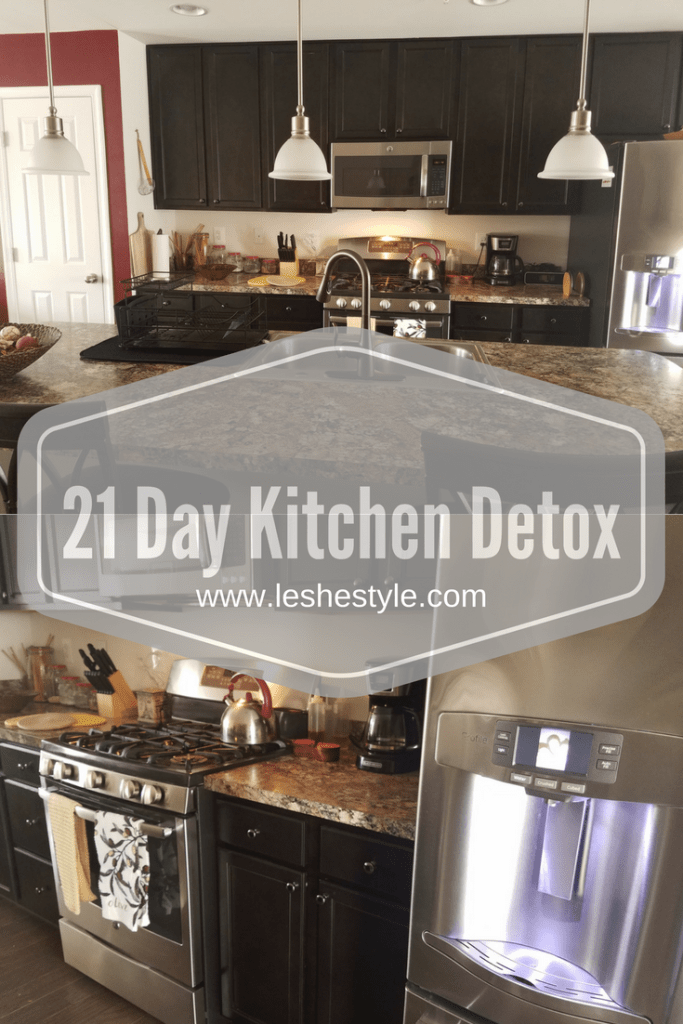 21 Day Kitchen Detox