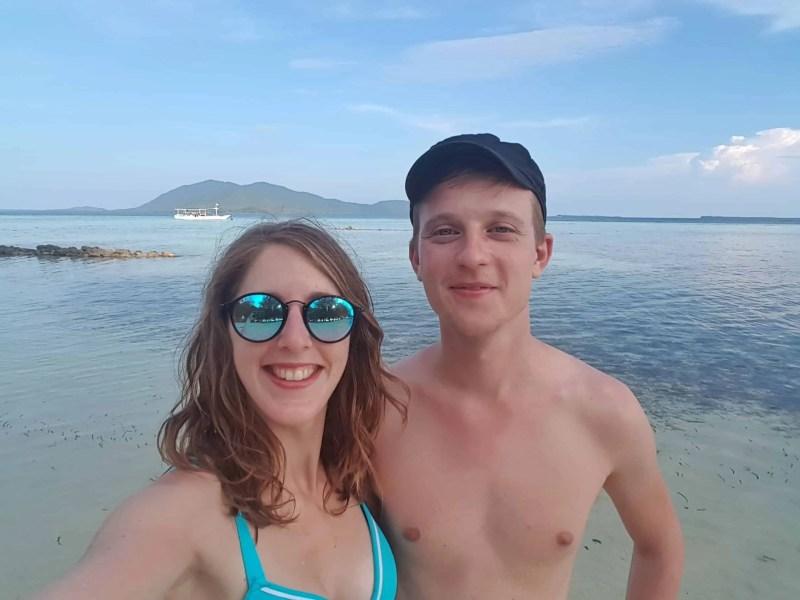 Les Heureux Voyageurs à Karimunjawa, Indonésie